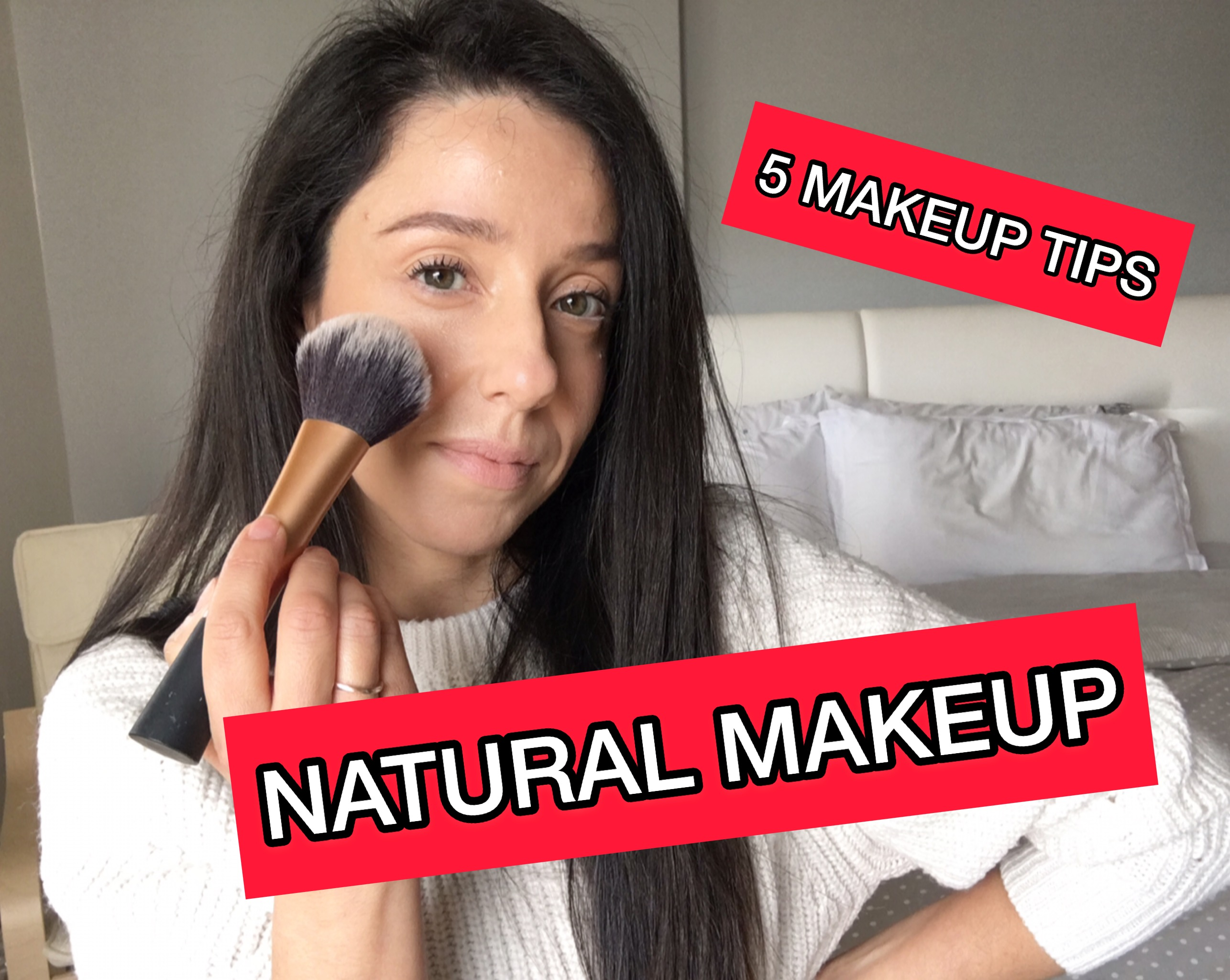 9 MAKEUP TIPS FOR A NATURAL MAKEUP LOOK – Daily Beauty Tips