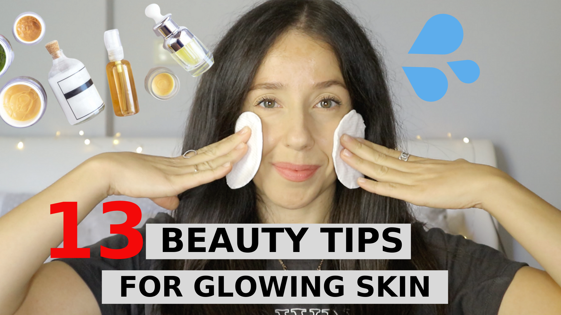 12 BEAUTY TIPS FOR GLOWING SKIN – Daily Beauty Tips